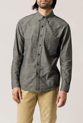 Welcome Stranger LS Selvedge Clean Seam Shirt