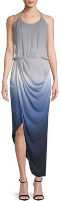 Young Fabulous & Broke Women's Ombre Sleeveless Dress