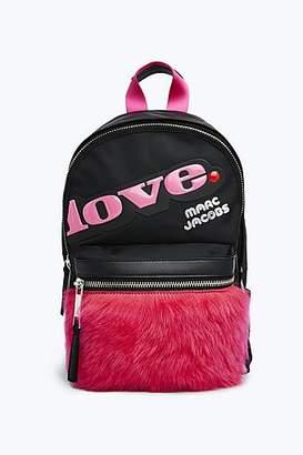 CONTEMPORARY Trek Pack Medium Fur Love Backpack