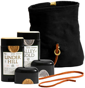 Dopp Misc. Goods Co. MGCO Natural Deodorant and Canvas Kit (Set of 3)