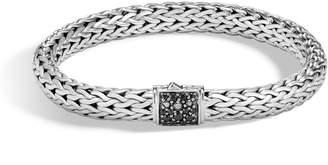 John Hardy Men's Lava Square Chain Bracelet