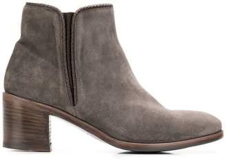 Alberto Fasciani mid-heel ankle boots