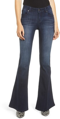 1822 Denim High Waist Flare Jeans