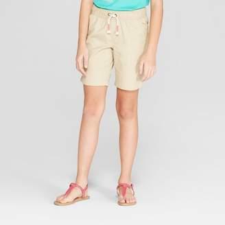 Cat & Jack Girls' Bermuda Shorts