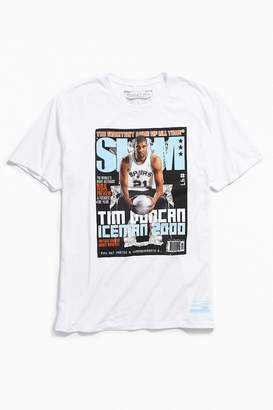 Mitchell & Ness Tim Duncan Slam Cover Tee