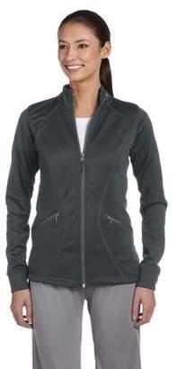 Russell Athletic Coat FS7EFX Women's Tech Fleece Full-Zip Cadet