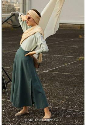 BODY DRESSING (ボディ ドレッシング) - PROPORTION BODY DRESSING 《BLANCHIC》サイド釦マキシスカート プロポーションボディドレッシング スカート