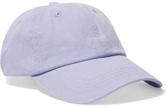 Acne Studios Carily Embroidered Cotton-twill Baseball Cap