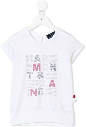 Harmont & Blaine Junior embellished T-shirt