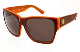 House Of Harlow Billie Tangerine Sunglasses
