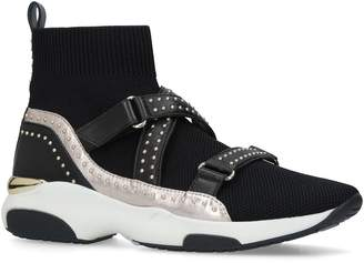 Carvela Listen High-Top Sneakers