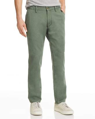 Eleven Paris Double Cal Regular Fit Chinos