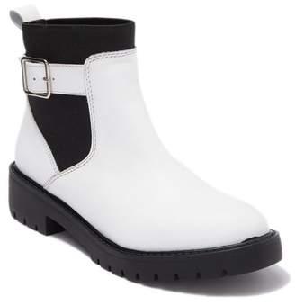 Steve Madden Glee Buckle Chelsea Boot
