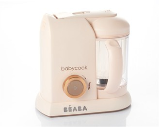 Beaba Babycook Baby Food Processor, Maccaron Collection, Rose Gold