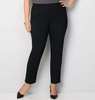 Avenue Wide Waist Super Stretch Slim Leg Pant