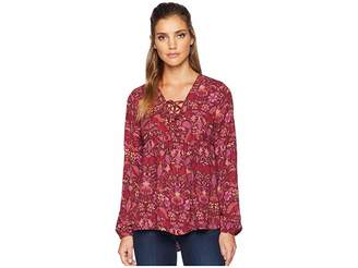Roper 1841 Mirrored Floral