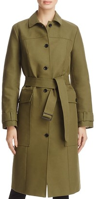 Whistles Gia Trench Coat $550 thestylecure.com