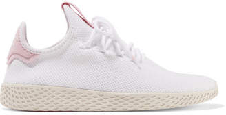 adidas Pharrell Williams Tennis Hu Primeknit Sneakers - White