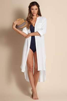 Soft Surroundings Breezy Cover Up I