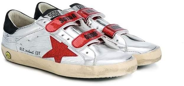 Golden Goose Deluxe Brand Kids Superstar Old School sneakers