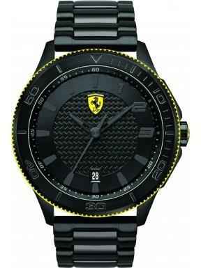 Ferrari (フェラーリ) - Scuderia Ferrari 0830141 Scuderia XXブラック時計