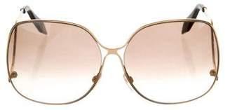 Victoria Beckham Oversize Gradient Sunglasses