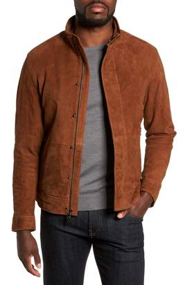 Peter Millar COLLECTION Suede Blouson Jacket
