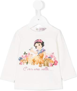 MonnaLisa snow white blouse