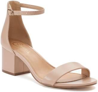 Candies Candie's Cosmos Women's Block-Heel Dress Shoes