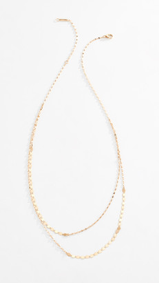 Lana 14k Nude Duo Necklace