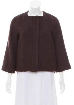 Diane von Furstenberg Wool Milford Jacket