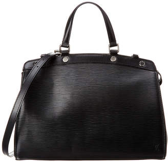 Louis Vuitton Black Epi Leather Brea Mm