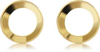 Vita Fede Mini Cosimo Gold Tone Earrings