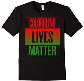 Colorblind Lives Matter T-Shirt