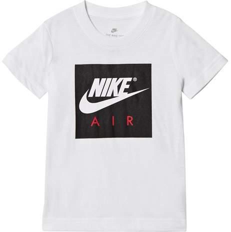 White and Black Air T-Shirt