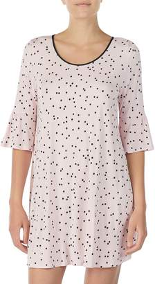 Kate Spade Bell Cuff Sleep Shirt