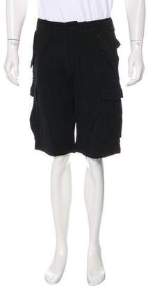 Rag & Bone Seersucker Cargo Shorts