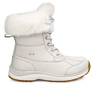 UGG Women's Adirondack Faux Fur-Lined Boots