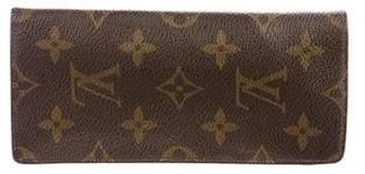Louis Vuitton Monogram Sunglasses Case