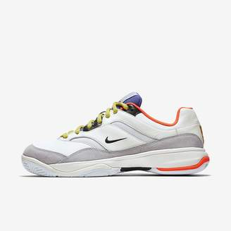 Nike NikeCourt Lite Premium Hard Court Mens Tennis Shoe