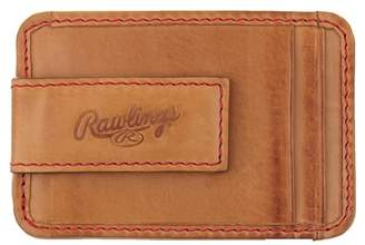 Rawlings Sports Accessories Baseball Stitch Money Clip Card Case