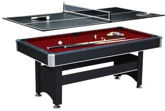 Pool' Hathaway Games Spartan 6' Pool Table