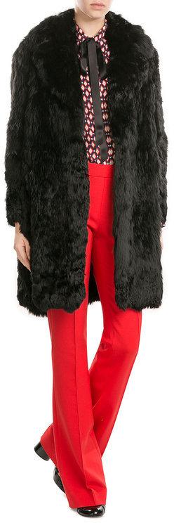 Marc JacobsMarc Jacobs Alpaca Coat