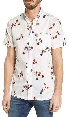 Ben Sherman Aquarius Archive Woven Shirt