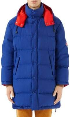Gucci Nylon Puffer Jacket
