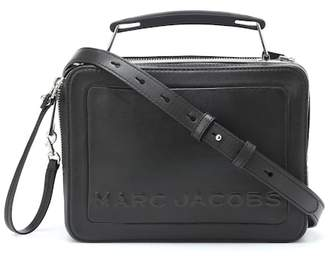 Marc Jacobs The Box leather shoulder bag