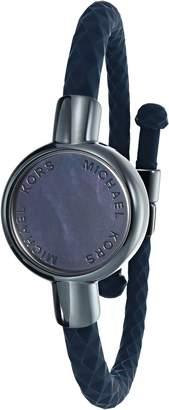 Michael Kors Activity Tracker Crosby Silicone Bracelet