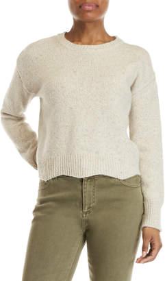 Rebecca Minkoff Cecelia Scalloped Hem Sweater