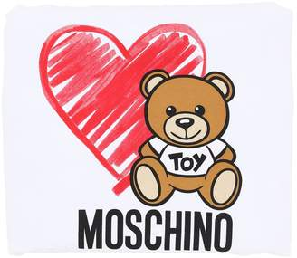 Moschino Light Padded Cotton Interlock Blanket