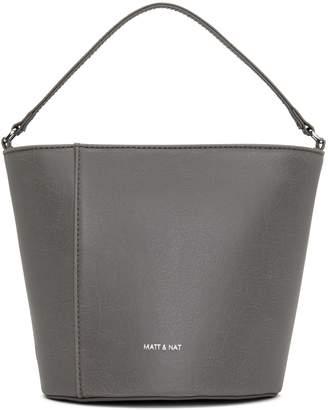 Matt & Nat ORR Crossbody Bucket Bag - Shadow